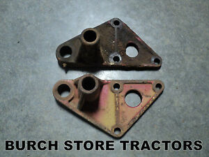 Official Ih Farmall 1 Point Fast Quick Hitch Mounts 140 130 Super A 100