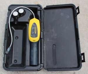Inficon Gas Mate Combustible Gas Detector Free Shipping