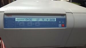 Thermo Scientific St16r Centrifuge No Rotor Refb excellent Cond Refrigerated