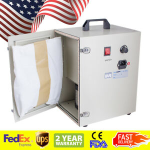 Us Digital Dental Dust Collector Vacuum Cleaner Lab Device Equipment F Dentist