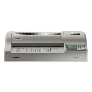Fellowes Mfg Co Proteus 125 Laminator 12 Wide X 10mil Max Thickness