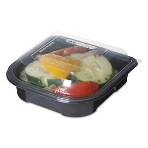 100 Recycled Content 6 Premium Take Out Containers 12 5oz 50 pk 3 Pk ct