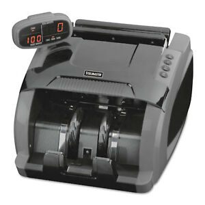 4800 Currency Counter 1080 Bills min 9 1 2 X 11 1 2 X 8 3 4 Charcoal Gray