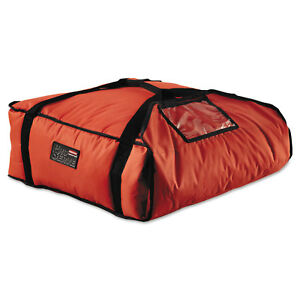 Proserve Pizza Delivery Bags 21 1 2w X 19 3 4d X 7 3 4h Red