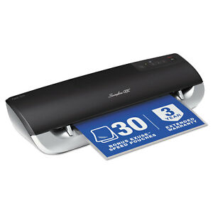 Swingline Gbc Fusion 3000l Laminator 9 Wide 5mil Maximum Document Thickness