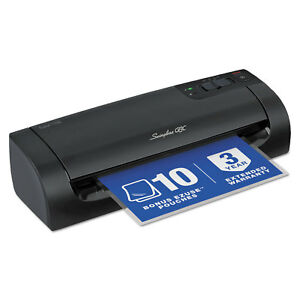 Swingline Gbc Fusion 1100l Laminator 9 Wide 5mil Maximum Document Thickness