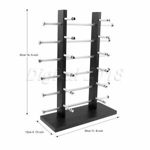 1pc Classical Eye Glasses Sunglasses Rack Display Stand Holder 4 5 6 Layer