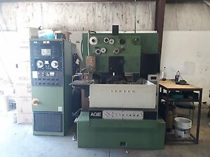 Agie 425 2 Wire Edm Machine