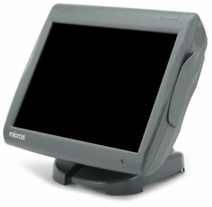 Micros Workstation 5a Pos System 400814 101