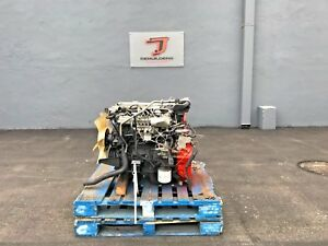 2006 Isuzu 4hk1tc Diesel Engine egr model Family 6szxh05 23ab Npr Engine