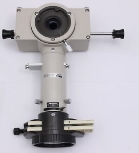 Nikon Fluorescence Attachment Optiphot Labophot Microscope