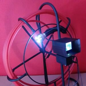 Sewer Video Endoescope Drain Cleaner Inspection Camera