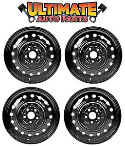 Steel Wheel Rim 16 Inch Wheels Set Of 4 For 11 15 Chevy Cruze