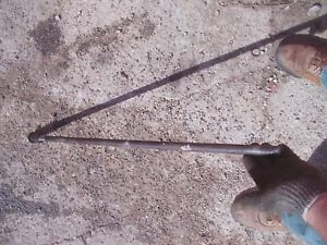 Farmall 300 Rowcrop Tractor Ih Front Steering Shaft W Worm Gear