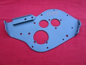 Reconditioned Front Engine Plate For 1275 Austin Healey Sprite And Mg Midget