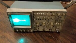 Tektronix 2246a 100mhz 4 Channel Oscilloscope