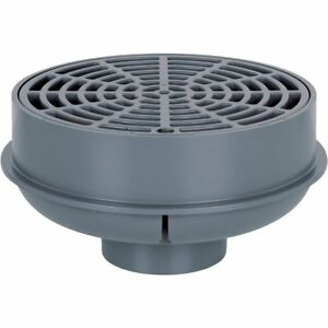 6 Pack Sioux Chief Floor Drain