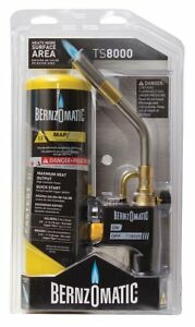 Bernzomatic Ts8000bzkc Premium Trigger start Torch Kit