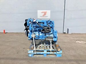 2004 International Dt466e Diesel Engine Egr Model 7 6l 4nvxh0466aea D210