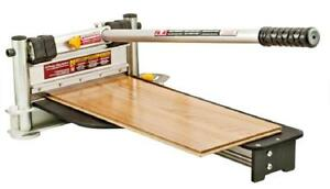 9 inch Laminate Flooring Cutter Rebar Cutters Benders Power Hand Tools New