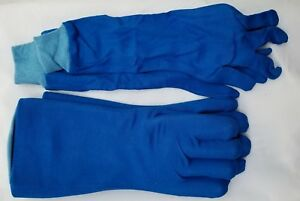 Pair Of Shielding X ray Protective Gloves Size 10 Medium 0 5mm Lead Equiv