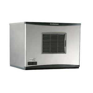 Scotsman C0530sr 1 Prodigy Plus Remote Cooled 511 Lb Ice Machine
