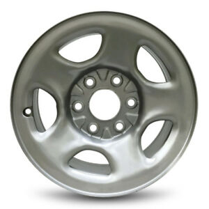 Wheel 16 New Steel Rim 03 05 Chevy Astro 03 08 Express 1500 2500 3500