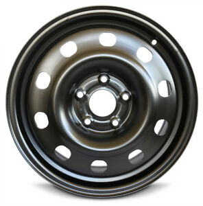 New 17 X6 5 5 Lugsteel Wheel Rim Dodge Grand Caravan 14 18 Journey 13 18 5x127