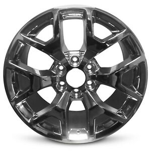 Wheel 15 18 Gmc Tahoe Sierra 1500 Yukon Chevy Suburban New Chrome Rim 20