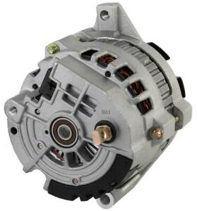 New Alternator 1987 Pontiac Firebird 5 0l 5 7l 10463012 1101138 321 310 334 2321