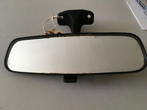 Mg Mgb Interior Rear View Mirror Assembly Roadster 1970 80 Midgets Used Vg