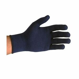 Ultrasource Insulating Cold Weather Gloves With Knit Wrist Blue pack Of 12
