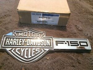 Ford 6l3z 16720 aa Harley Davidson 2006 2007 2008 Name Plate