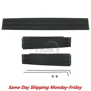 Tailgate Protector Trim Molding Assembly For 2009 2014 Ford F 150 W Flex Step