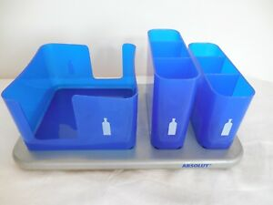 Absolut Bar Container Napkins Straws Etc Restaurant Bar Home Use Collectible