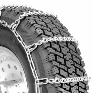 Tire Traction Chain Security Chain Company 2821 Quik Grip Non cam Set Of 2