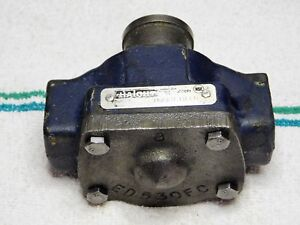 Dean Fryer 8102098 8 0gpm Haight Filter Pump 1 2 Fpt Inlet outlet