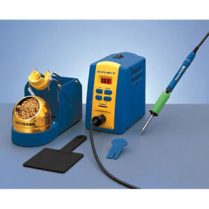 Hakko Fx951 66 Esd safe Soldering Station With Fm 2027 02 Iron Fh200 01