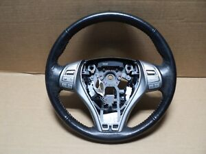 2013 14 Nissan Altima Oem Steering Wheel With Control