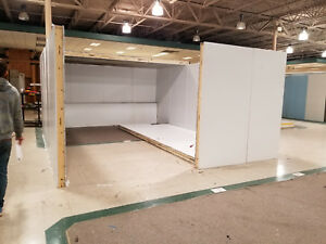 Walk in Cooler 10 w X 14 d X 10 h We Finance Deliver And Assemble