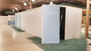 Walk in Freezer 12 w X 12 d X 10 h We Finance Deliver And Assemble