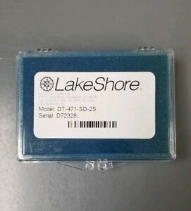 Lakeshore Cryogenic Temperature Sensor Model Dt 471 sd 2s