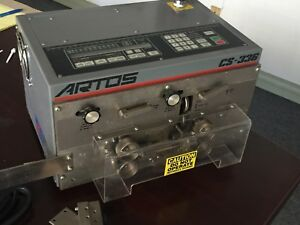 Artos Cs 336 Wire Cutter And Stripper