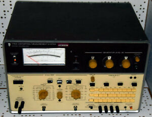 Sound Technology Model 1710a Audio Distortion Analyzer Option 003 Free Shipping