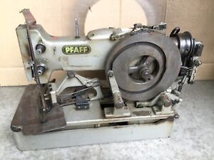 Pfaff 3135 Bar Tracker Used Industrial Sewing Machine Price Reduced