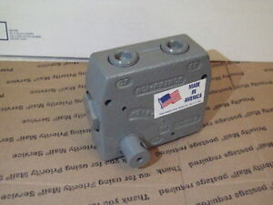 Free Priority Mail Hci prince Hydraulic Lever Flow Control Valve C 503