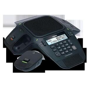 Vtech Conference Phone With Wireless Mics Vcs704