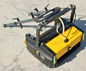 Tornado Electric Floor Scrubber for Parts Or Not Working