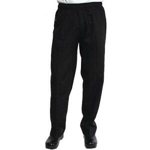 Chef Works Better Built Baggy Chef Pants Black Navy All Sizes