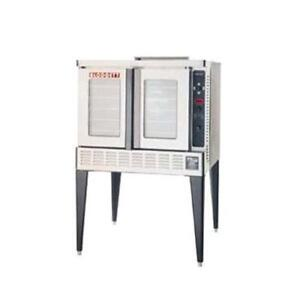 Blodgett Dfg 200 Single Gas Single Deck Bakery Depth Convection Oven